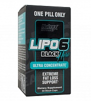 Lipo-6 Black Hers Ultra Concentrate 60 капс