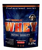Cybermass 100% Whey protein 2,27 кг
