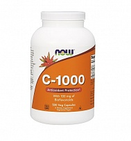 NOW Vitamin C-1000 with Bioflavonoids 100 капс