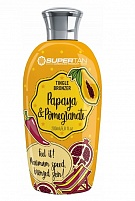 SuperTan Papaya & pomegranate 200 мл